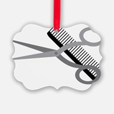 Who Needs a Haircut? Ornament