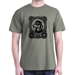 In Dog We Trust! Dachshund Dark T - $5 off