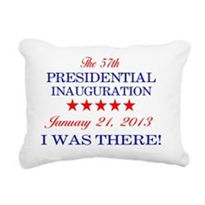 I Was There: Rectangular Canvas Pillow
