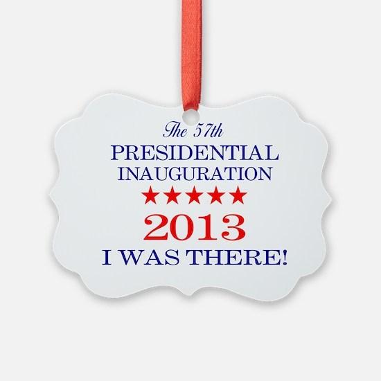 57th Inauguration: Ornament