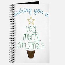 Wishing You Journal