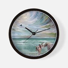 Dream Elephant Wall Clock