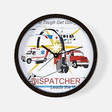 Dispatchers lead the way Wall Clock
