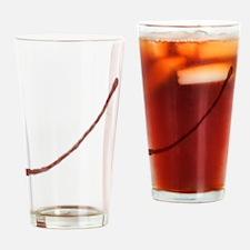 Coarc Basic Superhero Scar Drinking Glass