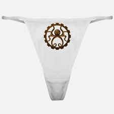 Octo-gear (brown) Classic Thong