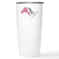 Stylist In Training Travel Mug