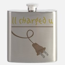 All Charged Up Flask