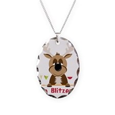 On Blitzen! Necklace