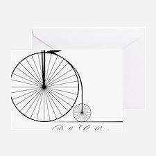 Bike Collector Greeting Card