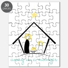 Away In A  Manger Puzzle