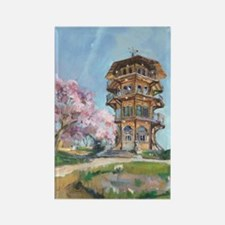 Patterson Park Pagoda Rectangle Magnet