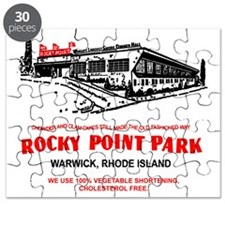 Shore Dinner Hall Clam Cake Bag Puzzle