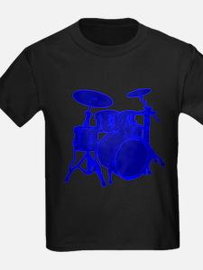 Blue Drums T