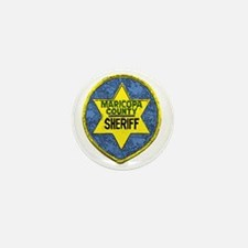 Maricopa County Sheriff patch Mini Button