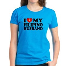 I Love my Filipino Husband Tee