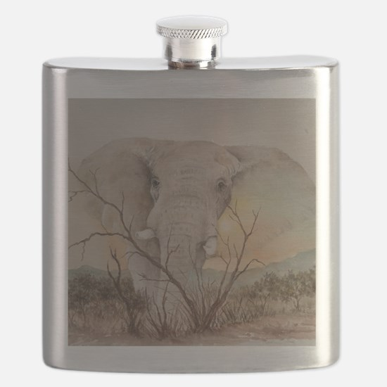Ele Africa Flask