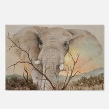Ele Africa Postcards (Package of 8)