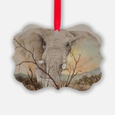 Ele Africa Ornament