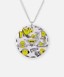 How Speech Therapy Works Necklace