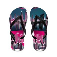 sandiego art illustration Flip Flops