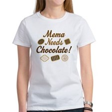 Mema Chocolate Tee