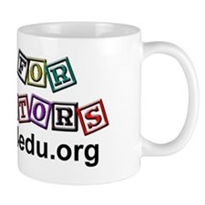 Aid for Educators with www Mug