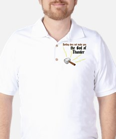 Farting Does Not Make You the God of Th Golf Shirt