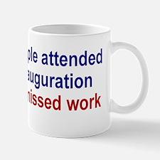 Obamas Inauguration Truth Mug