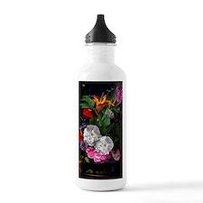 Flower Arrangement 2 Sports Water Bottle