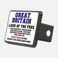 GREAT BRITAIN - LAND OF TH Hitch Cover