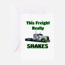 Freight Shaker Greeting Cards (Pk of 10)