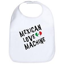 Mexican Love Machine Bib