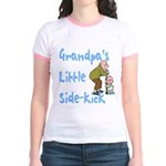 Grandpa's Sidekick Jr. Ringer T-Shirt