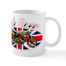 Cafe Racer - British Flag Mug