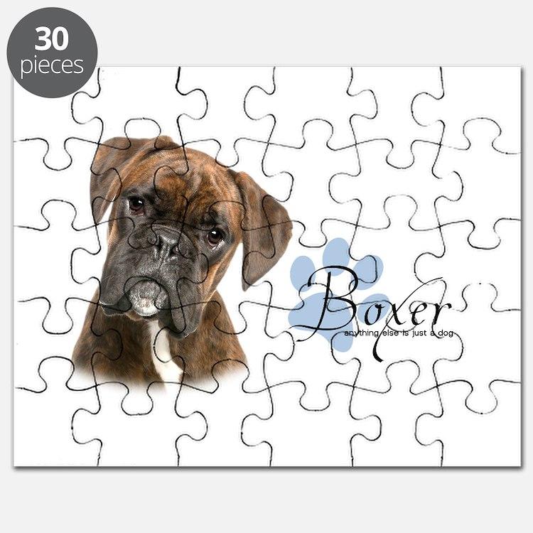 Boxer Puppy Puzzle