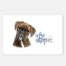 Boxer Puppy Postcards (Package of 8)