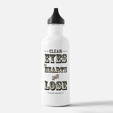 Clear Eyes Full Hearts Water Bottle