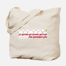 Ridgeback Play Tote Bag