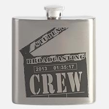 Broadcasting Swag Flask