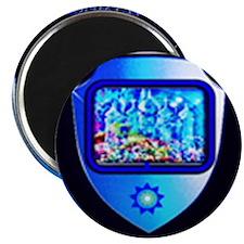Olympian Shield 2 Magnet