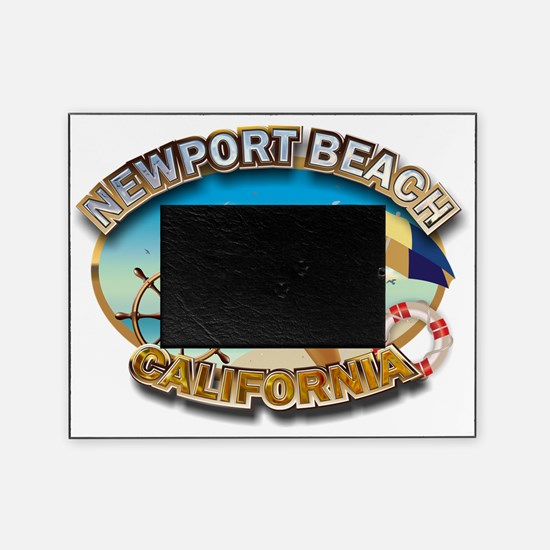 Newport Beach Picture Frame