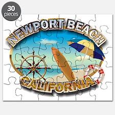 Newport Beach Puzzle