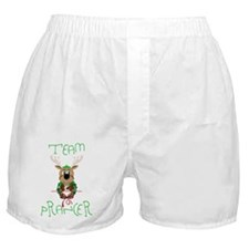Team Prancer Boxer Shorts
