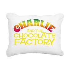Charlie Rectangular Canvas Pillow