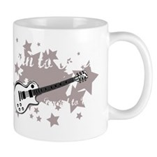 Born To Rock Mug