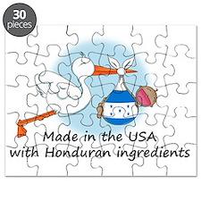 stork baby honduras 2 Puzzle