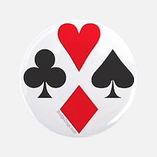 """card symbol square 3.5"""" Button"""