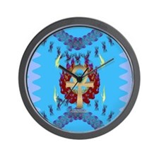 Forever Ankh Wall Clock