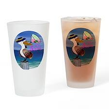 Its 5 OClock Martini Pelican Drinking Glass