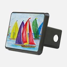 Colorful Regatta Sails Hitch Cover
